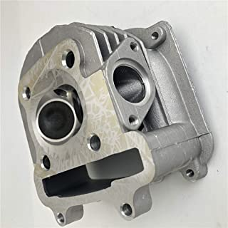 AH GY6 125cc 52.4mm Cylinder Head Assy with 69mm valves for 152QMI 157QMJ Scooter Moped ATV Go Kart Quad