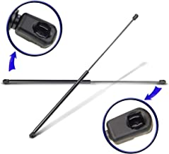 Set of 2 Lift Supports Shock Struts Gas Springs for Saab 9-5 YS3E 1999-2005 Bonnet Hood