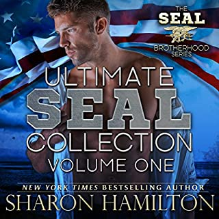 Ultimate SEAL Collection     SEAL Brotherhood Boxed Set, Book 3              By:                                                                                                                                 Sharon Hamilton                               Narrated by:                                                                                                                                 J.D. Hart                      Length: 42 hrs and 10 mins     5 ratings     Overall 4.8