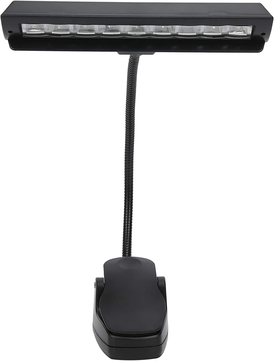 Music Stand Light Max 61% OFF 2 Levels Dimmable LED Professional Ranking TOP6 L Desk USB