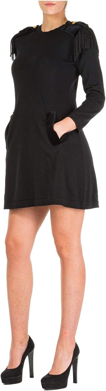 Alberta ferretti,abito, vestito corto per  donna,con maniche lunghe,100% cotone V049651000555