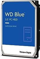Western Digital 西部数据 内置 HDD 6TB WD Blue PC 3.5英寸 WD60EZAZ-EC