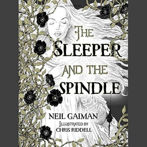 The Sleeper and the Spindle audiobook cover art