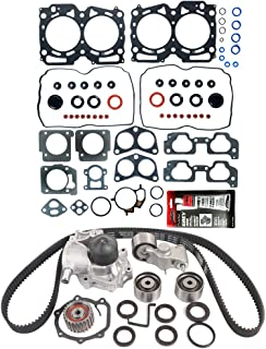 Head Gasket Set & Timing Belt Kit Compatible for...