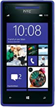 HTC 8X 16GB Unlocked GSM 4G LTE Windows 8 OS Smartphone - Blue