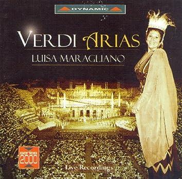 Maragliano, Luisa: Verdi Arias