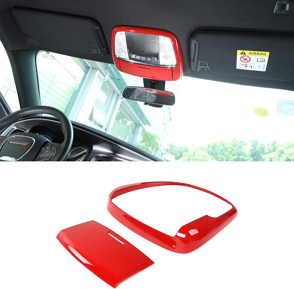 Bestmotoring Car ABS latest Front OFFer Roof Cover Reading Decorative T Light
