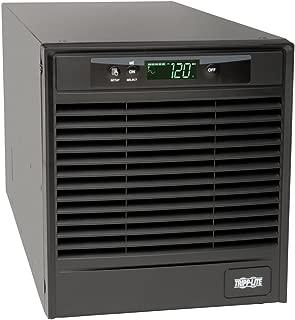 Tripp Lite SmartOnline 120V 3kVA 2.7kW Double-Conversion UPS, Tower, Extended Run, Network Card Options, LCD, USB, DB9 (SU3000XLCD)