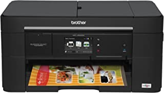 Brother Printer MFCJ5520DW Wireless All-in-one Inkjet Printer, Amazon Dash Replenishment Ready