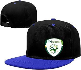 Adultos República de Irlanda Equipo Nacional de fútbol Popular Ajustable Gorra Hip-Hop Gorra de béisbol