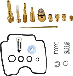 Carb Rebuild Kit For Repair Yamaha Rhino 660 4x4 2004 2005 2006 2007 YXR660F