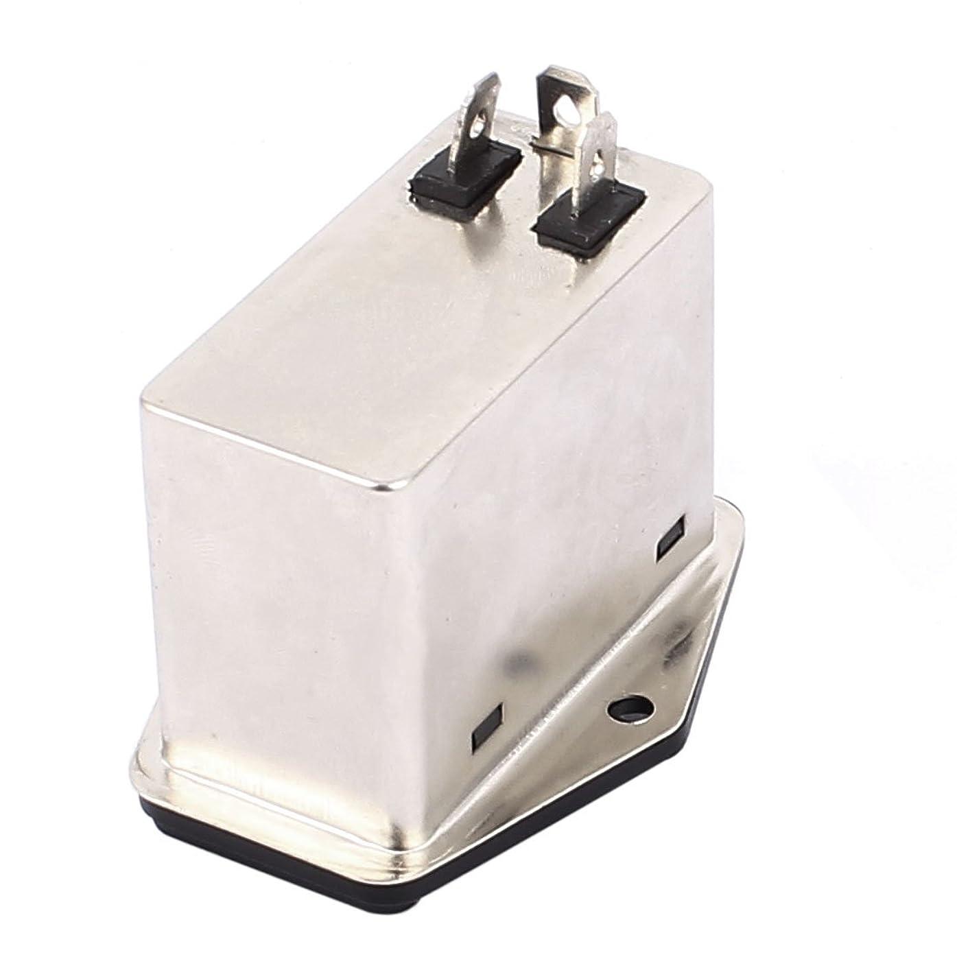 また明日ね古代サイバースペースuxcell AC電源ラインEMIフィルタ CW2C-10A-T IEC320 C14コネクタ