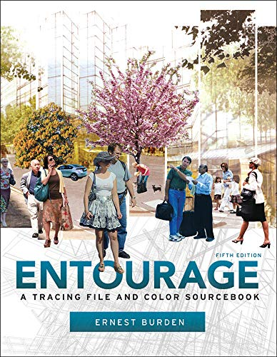 Entourage: A Tracing Fiile and Color Sourcebook