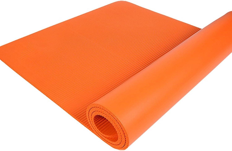 Gtt Yogamatte Mnner und Frauen Anfnger Anti-Rutsch-gepolstert Lange und erweiterte Fitness-Matten sichere Kindertanzmatten Outdoor-Campingmatten
