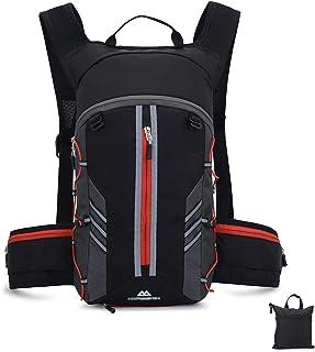 ChangYou Hydration Pack Foldable Backpack for Outdoor Sports Running, Hiking, Cycling, Climbing, Camping, Biking Men Women...
