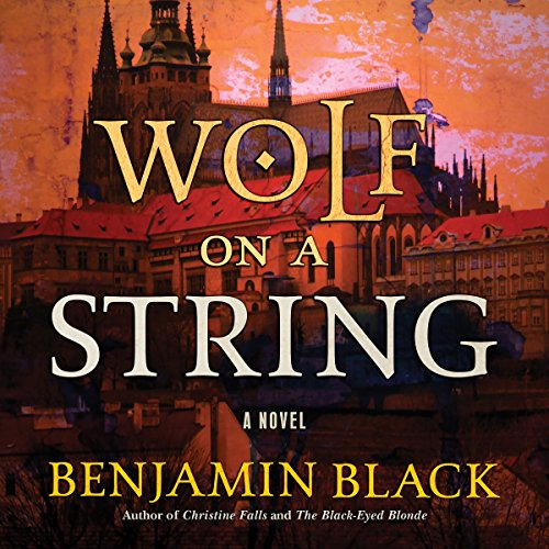 Wolf on a String audiobook cover art