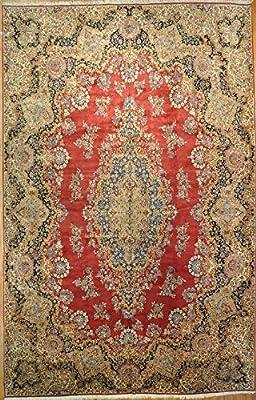 Amazon Com Loloi Loren Collection Vintage Printed Persian