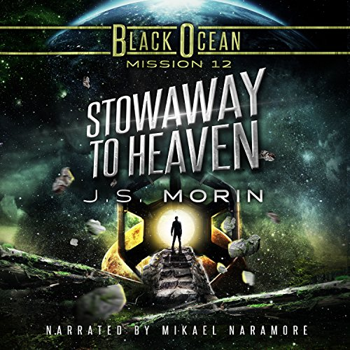 Stowaway to Heaven audiobook cover art