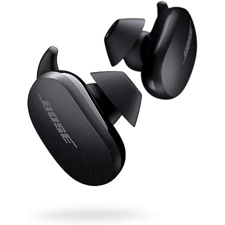 Bose QuietComfort Earbuds 完全ワイヤレスイヤホン ノイズキャンセリング トリプルブラック Bluetooth接続対応 IPX4 最大6時間連続使用