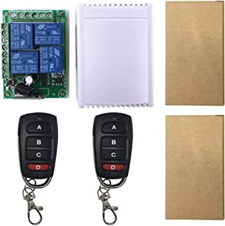 Best wireless rf remote control switch transmitter receiver Reviews