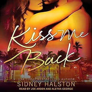 Kiss Me Back audiobook cover art