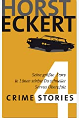 Crime Stories 4 (German Edition) Kindle Edition
