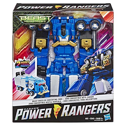 Power Rangers Beast Morphers – Figurine Robot Zord Beast-Camion - Jouet