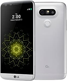 "LG G5 H831 32GB Silver 5.3"" Display 16MP Dual Camera Smartphone 4G LTE (GSM, NO CDMA) Factory Unlocked"