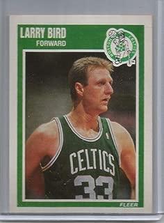 1989 fleer larry bird 8