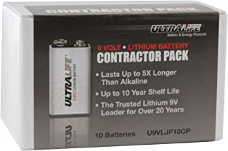 9V Contractor Battery Pack