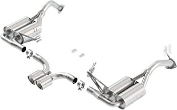 Borla 12653 Cat-Back Exhaust System - CAYMAN/CAYMAN S /BOXSTER S 05-08 3.4L 6CYL AT/MT RWD 2DR