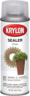 Krylon K18200007 Make It Last Clear Coat Sealer 6 Ounce