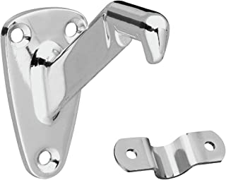 National Hardware S807-594 8025 Heavy Duty Handrail Brackets in Chrome, 3