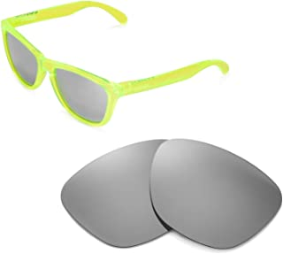 Walleva Lenses for Oakley Frogskins Sunglasses - Multiple Options Available