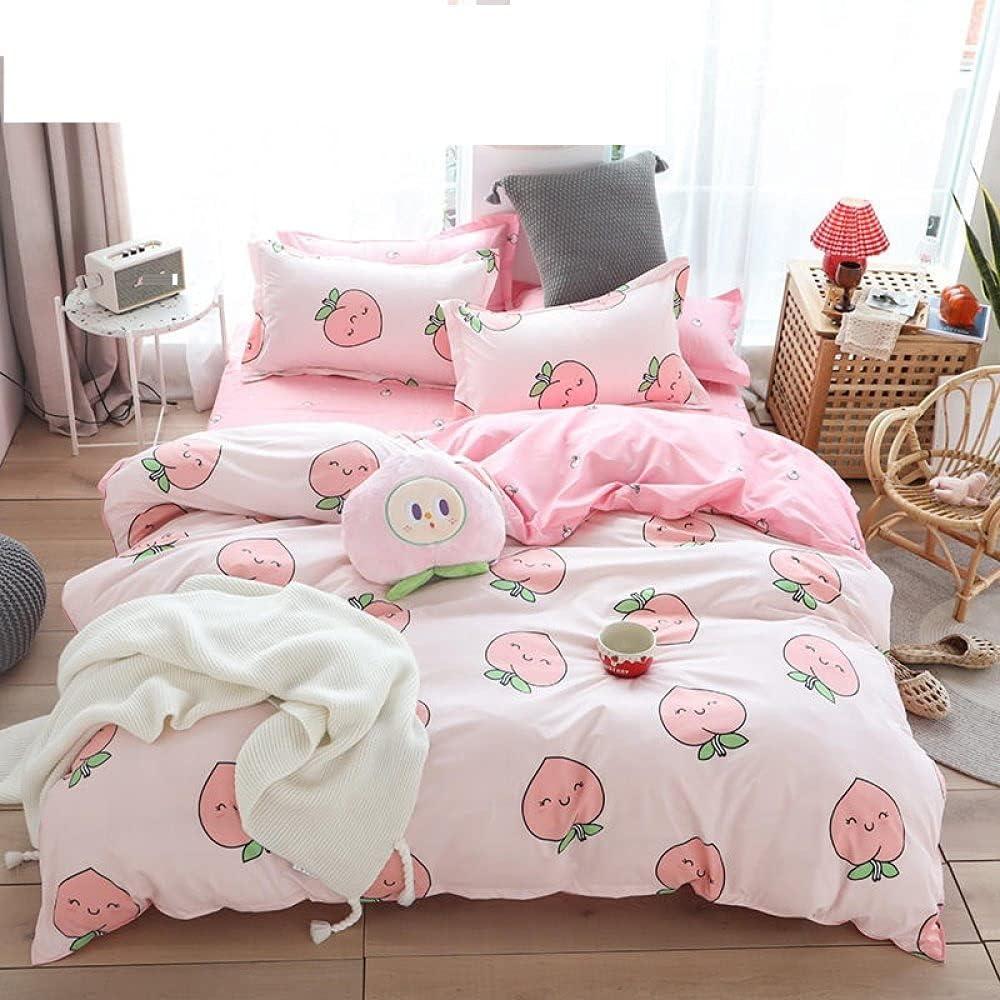 YJDCX Duvet Cover Full Size Home H Girl Bedding Textile Ranking Regular discount TOP5 Kids Set