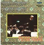 シューマン:交響曲第4番、ブラームス:交響曲第1番 ペーター・マーク(指揮)東京都交響楽団