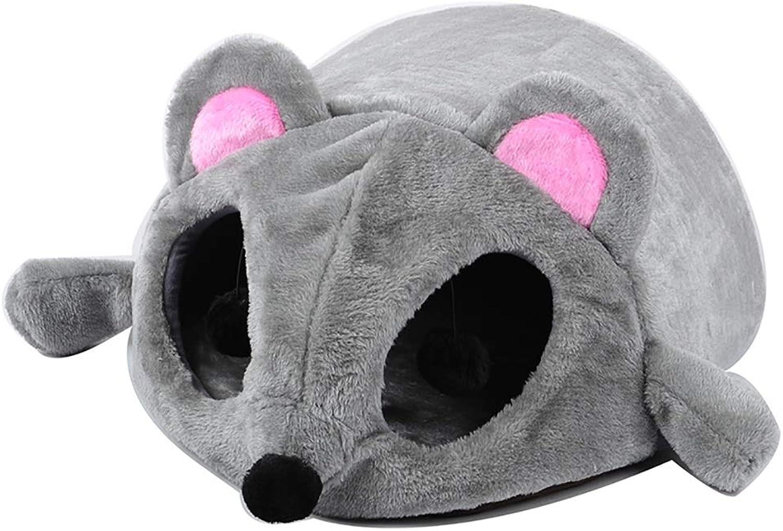 Cat nest Cat House Cat Bed Cat Supplies Cat Hole Cat House Cat Sleeping Bag Winter Keep Warm Pet Supplies Four Seasons