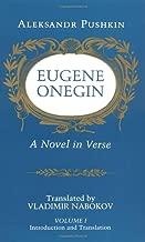 Eugene Onegin: A Novel in Verse, Vol. 1