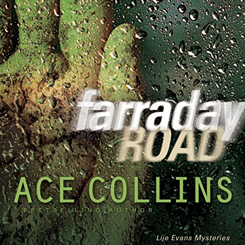 Farraday Road audiobook cover art