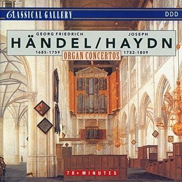 Handel - Haydn: Organ Concertos