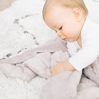 """Saranoni Security Blankets for Babies Super Soft Boutique Quality Lush Luxury Baby Blanket Mini 15"""" x 20"""" 102-3838-1"""