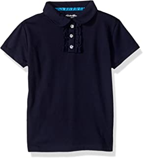 Eddie Bauer Girls' Polo Shirt (More Styles Available)