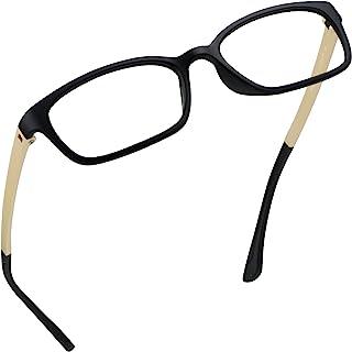 LifeArt Lunette Anti-Lumière Bleue, Anti fatigue, lunette de lecture pour ordinateur, Gaming Lunettes, lunettes de télévis...