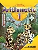 Abeka Arithmetic 1 1st Grade 1 Mathematics Student Work Text