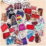 XCVBN Kreative Kawaii Selbst Gemacht Frauen Handtaschen Kosmetische Schöne Aufkleber Dekorative...