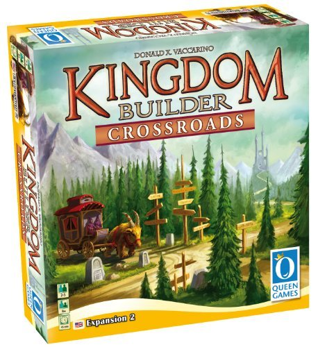 Kingdom Builder: Crossroads by Queen Games