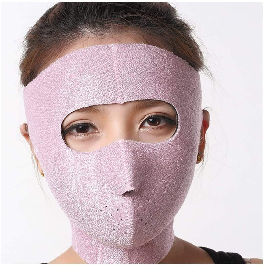 QZMX Face-Lift latest Belt Beauty Full Slimming Lifting Mask Facia Discount mail order Face