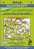 Furth im Wald, Hohen-Bogen-Winkel: Arnschwang, Eschlkam, Furth i. Wald, Gleißenberg, Neukirchen v. Hl. Blut. Böhmerwald mit Domázlice (Taus)