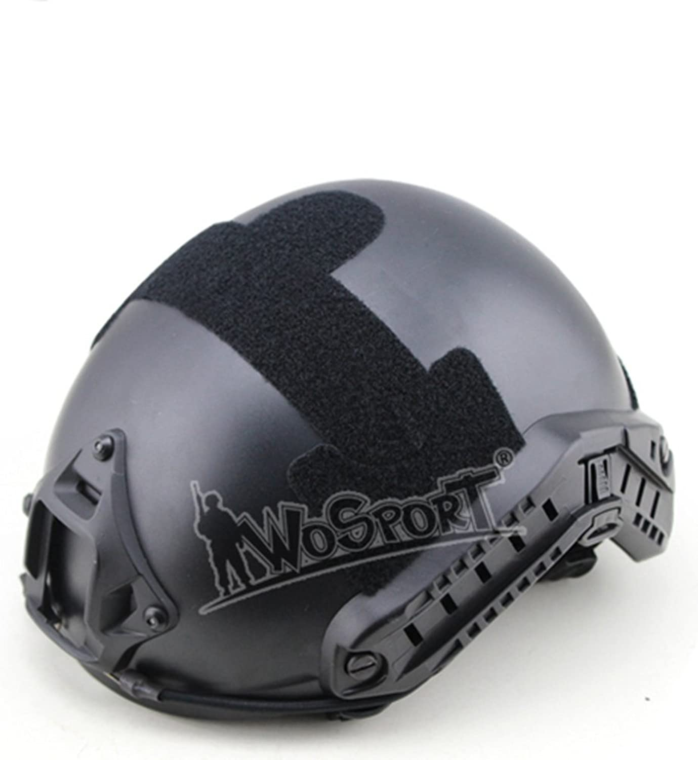 FAST MH Tactical ABS Plastic Airsoft Multicam Predetive Helmet for Youth  Advanced Version