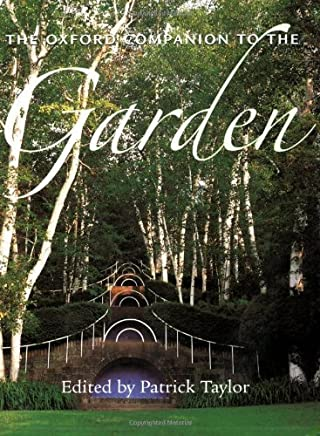 The Oxford Companion to the Garden (Oxford Companions) by Patrick Taylor (2009-03-05)